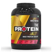 The Protein Specialist | Whey Protein Isolate | Premium Gold | Highest Protein Content | 0.5Kg/1.1lb (Chocolate)