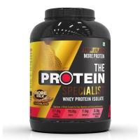 The Protein Specialist | Whey Protein Isolate | Premium Gold | Highest Protein Content | 500g (More Milk Chocolate)