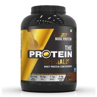 The Protein Specialist | Whey Protein Concentrate | Premium Gold | Highest Protein Content | 1 Kg/2.2lb (Chocolate)