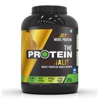 The Protein Specialist | Whey Protein Mass Gainer | Premium Gold | Highest Protein Content | 2 Kg (Chocolate)
