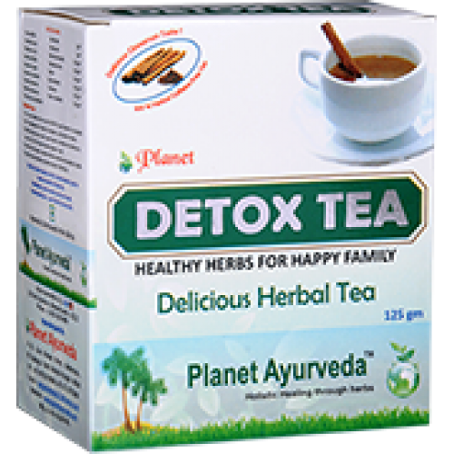 Planet Ayurveda's Detox Tea 125 gm