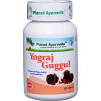 Planet Ayurveda's Yograj Guggul Pills (120) - Joints, Arthritis Support