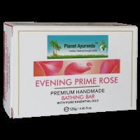 Planet Ayurveda Evening Prime Rose Premium Handmade Bathing Bar 125gm