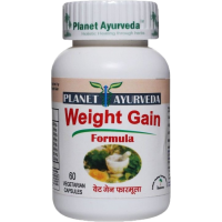 Planet Ayurveda Weight Gain Formula - 60 Capsules