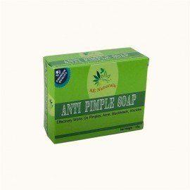 AE Naturals Premium Anti Pimple Soap For Radiant Skin 1Pc