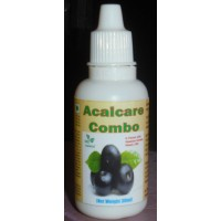 Hawaiian Herbal Acaicare Combo Drops , HAWAII, USA - 30 ML