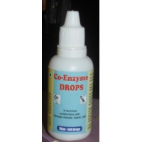 Hawaiian Herbal Coenzyme Drops , HAWAII, USA - 30 ML