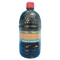 Hawaiian Herbal, Hawaii, USA - Muslee Power Juice  400 ml Bottle