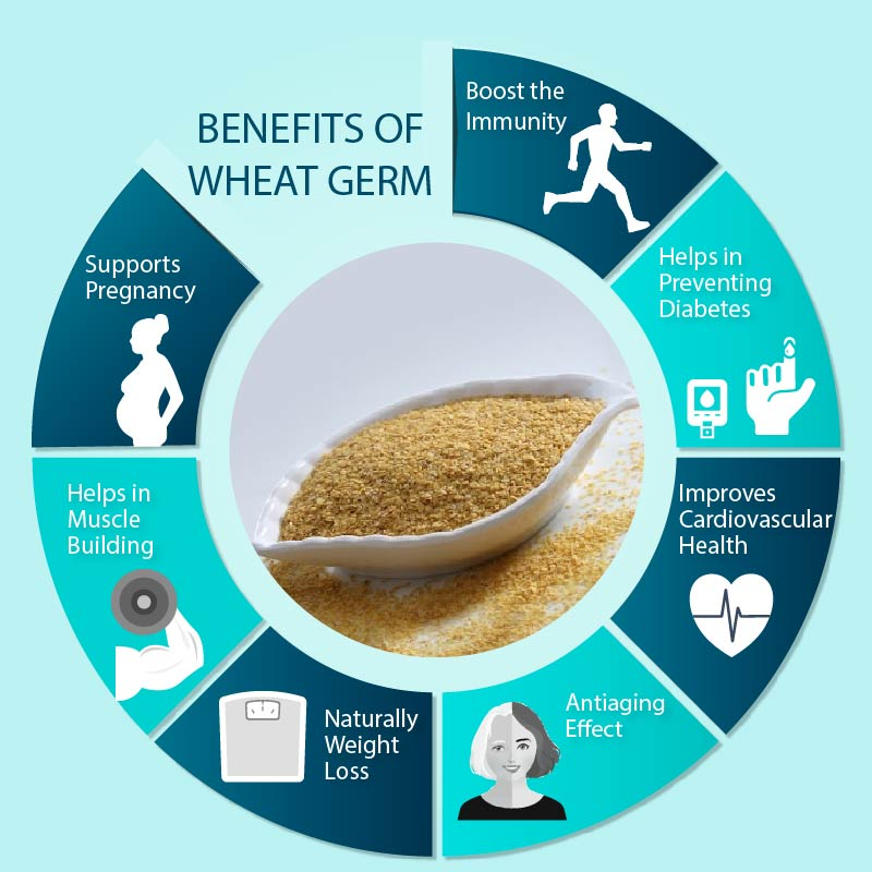 Benefits of Wheatgerm